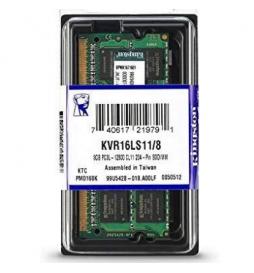 MEMORIA SODIMM DDR3 8GB...