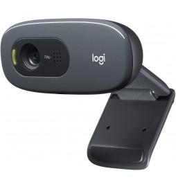 LOGITECH C270 HD 1280x720p...